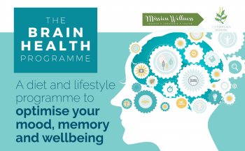 6 Weeks  Brain Health workshops